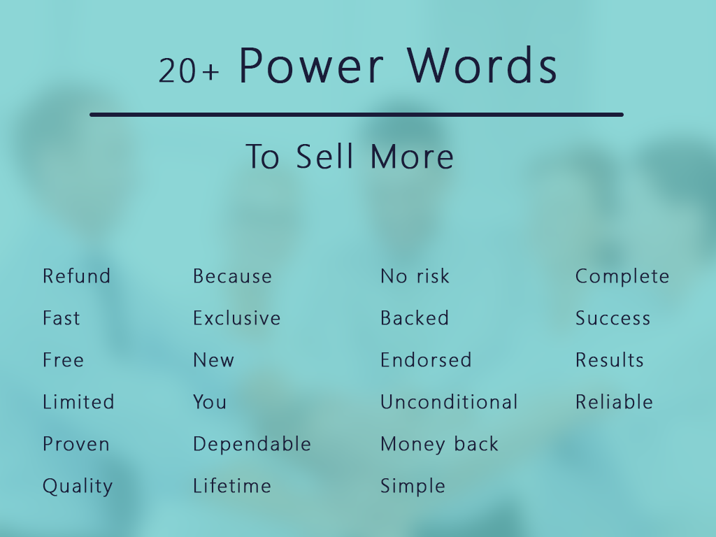 powerful-words-to-sell-more